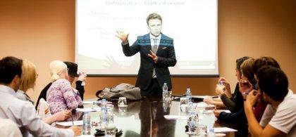Foto de una de las sesiones