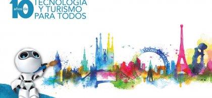 Ilustración del Congreso internacional de Turismo y DRT4all