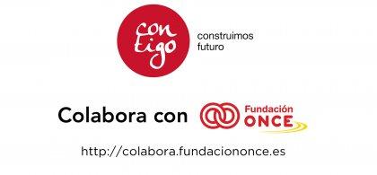 Carátula de la Campaña Colabora de Fundación ONCE