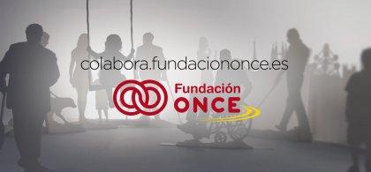 cartela del programa colabora de Fundación ONCE