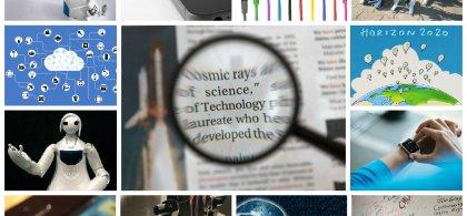 Collage de fotografías de accesibilidad
