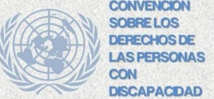 Imagen de la portada de la Convención sobre los Derechos de las Personas con Discapacidad