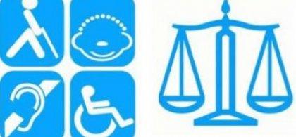 Simbología de derechos y discapacidad