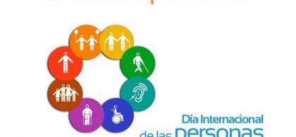 Imagen del Día Internacional y Europeo de las Personas con Discapacidad