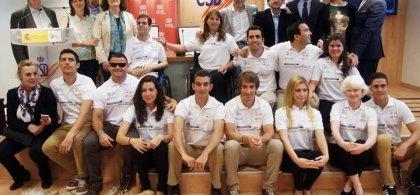 Foto del equipo Trainers Paralímpicos