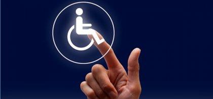 Imagen sobre internet y discapacidad