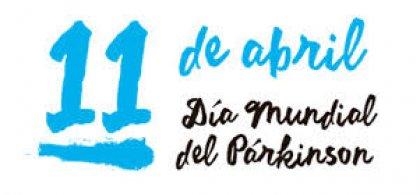 Imagen en la que se lee: '11 de abril: Día Mundial del Parkinson'