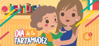 Cartel en el que se lee Día de la Tartamudez