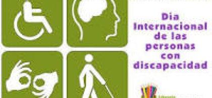 Imagen del Día Internacional de las Personas con Discapacidad