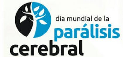 Imagen en la que se lee: día mundial de la parálisis cerebral