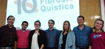 Miembros de la Junta Directiva de la Federación Española de Fibrosis Quística