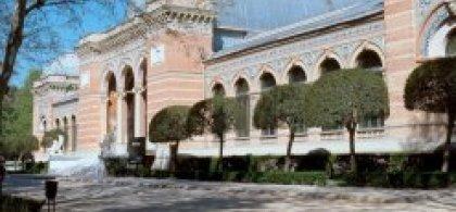 Museo Reina Sofía. Palacio de Velázquez.